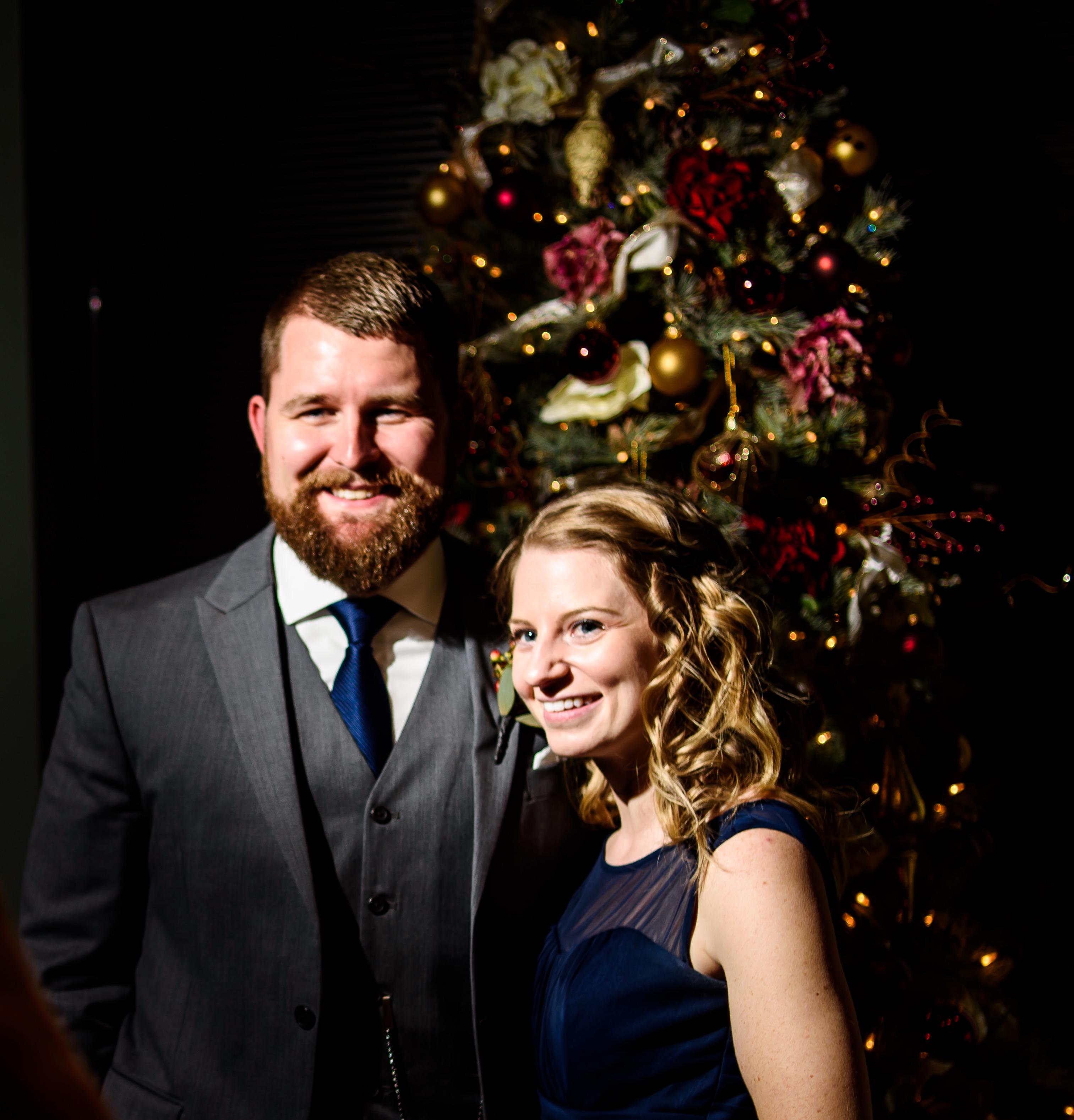 Dave and Amanda Christmas updates